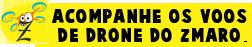 Acompanhe os Voos de Drone do Zmaro